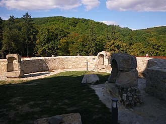Neamț Citadel - Image: Neamt Citadel 2009 September 22 2