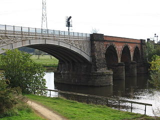 Rectory Junction Viaduct grade II listed bridge in the United kingdom