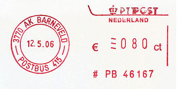 Netherlands stamp type QB4.jpg