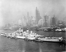 Uss New Jersey Bb 62 Wikipedia La Enciclopedia Libre