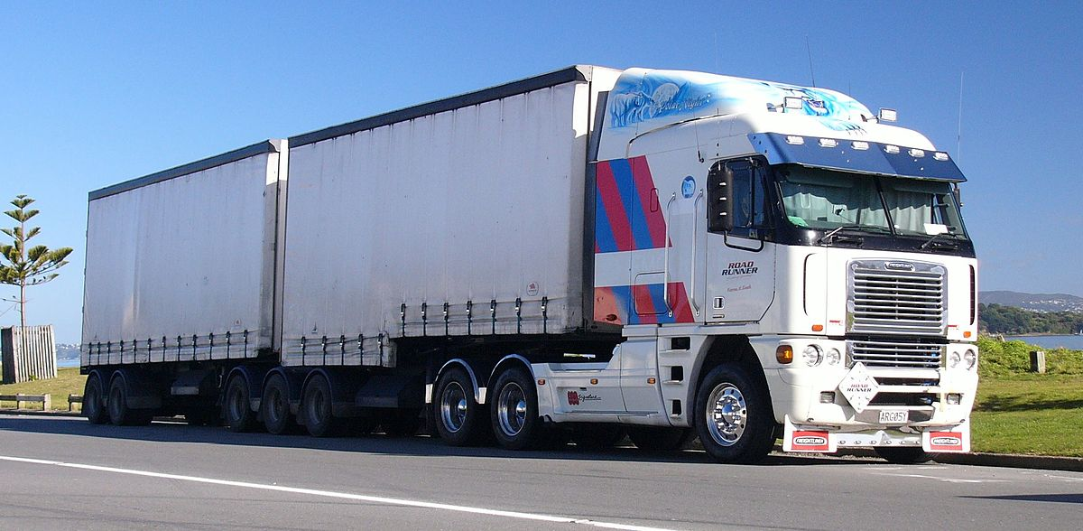 Freightliner Argosy - Wikipedia