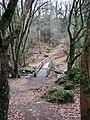 New footbridge near Llanychaer - geograph.org.uk - 703696.jpg