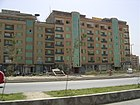 New style apartment buildings in Kabul.jpg