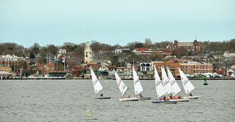 Newport, Rhode Island - Sailing