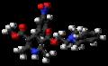 Nicardipine molecule ball.png