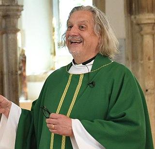 Nicholas Henshall Dean of Chelmsford