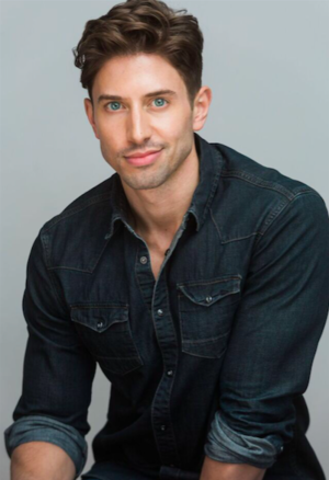Nick Adams (actor, born 1983) - Image: Nick Adams