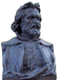 Nicolae Milescu-Spatarul bust DERIVAT.jpg
