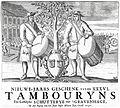 Nieuwjaarswens van de Tamboers van de Haagse Schutterij, 1737.jpg