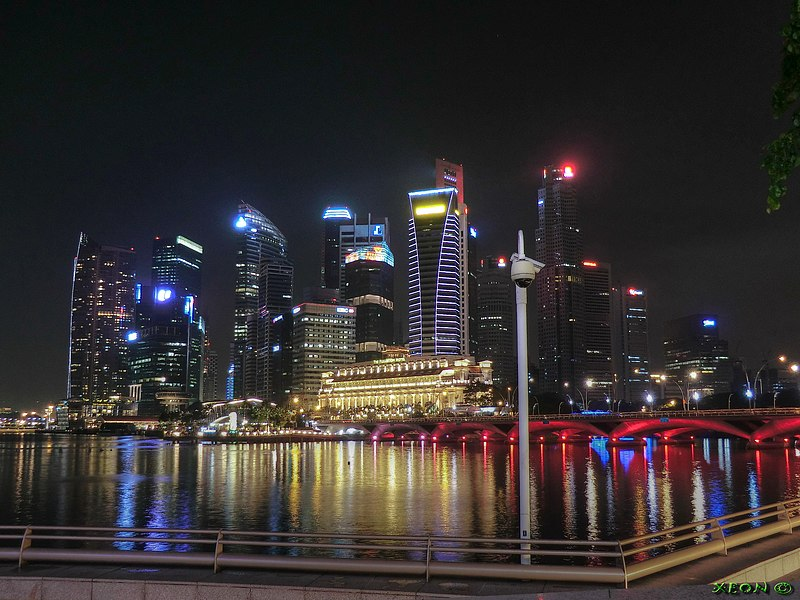 File:Night Singapore - panoramio (1).jpg