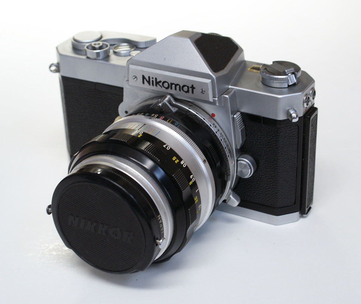 Nikkormat wikipedia for Camera camera
