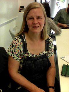 Nina Allan British writer