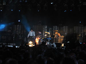 Nine Inch Nails: Live at the Coachella Valley ...