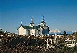 Ninilchik, Alaska - Ninilchik Russian Church