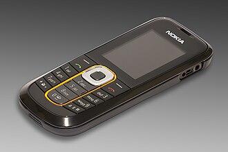 Nokia 2600 classic - Image: Nokia 2600 Classic 1