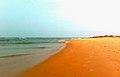 Noon time view at Bheemunipatnam beach 02.jpg