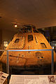 North American Apollo 15 Command Module Endeavour Missile and Space NMUSAF 26Sep09 (14600239535).jpg