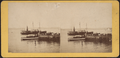 North River from West Street, New York, from Robert N. Dennis collection of stereoscopic views.png