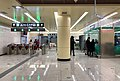 North concourse of National Art Museum Station (20181230143106).jpg