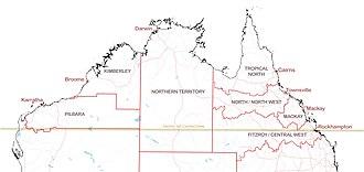 Northern Australia - Image: Northern Australia