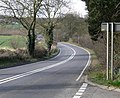 Northwards along the A444 - geograph.org.uk - 744979.jpg