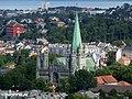 Norwegen - 2010-08-04 - Trondheim - Nidaros-Dom von Südwest - panoramio.jpg