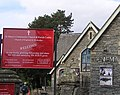 Notice board, St Mary's Community Church - geograph.org.uk - 1529610.jpg