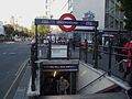 Notting Hill Gate stn northeast entrance.JPG