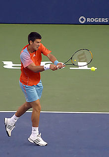 Novak Djokovic at the 2008 Rogers Cup2.jpg