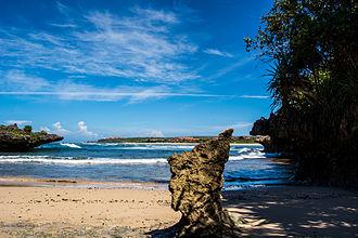 Nusa Dua - Image: Nusa dua beach