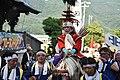 Nyakuichiouji jinja Yabusame-4l.jpg