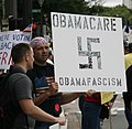 Obama-Nazi comparison - Tea Party protest.jpg