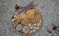 Offerings for the ancestor spirits at the Sbalay ceremony of the Skaru Tribes with the government of Taiwan 20210423.jpg
