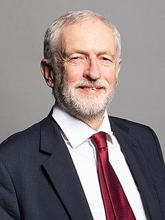 Jeremy Corbyn British politician