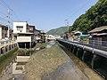 Okawa River near Irikawabashi Bridge.jpg