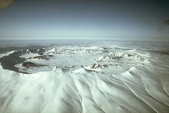 Umnak - Okmok caldera on Umnak