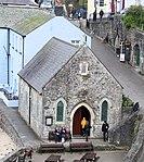Old Church Tenby Harbour (35459440282).jpg