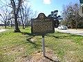 Old Coffee Rd Historical Marker, Barwick.JPG