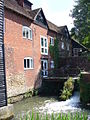 Old Hatch Mill on the Ock - geograph.org.uk - 1378994.jpg