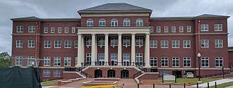 Mississippi State University - Old Main Academic Center