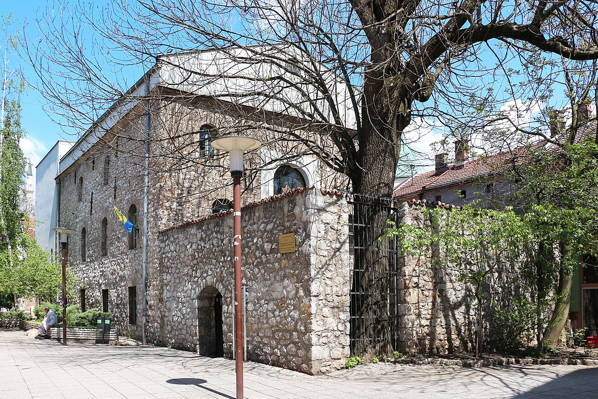 jewish museum old synagogue in sarajevo