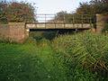 Old railway bridge, near Plungar - geograph.org.uk - 66642.jpg