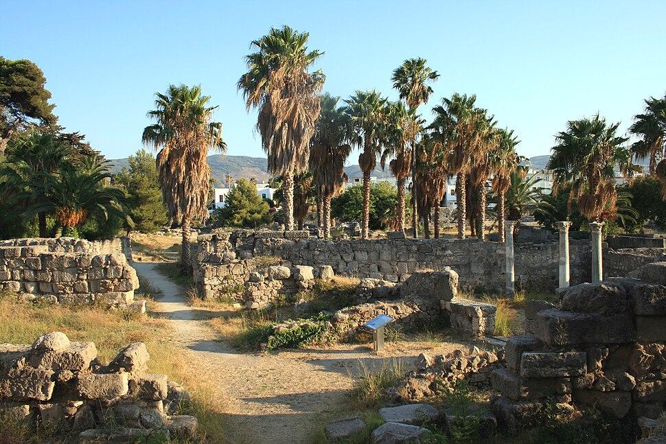 Old ruins Kos 1