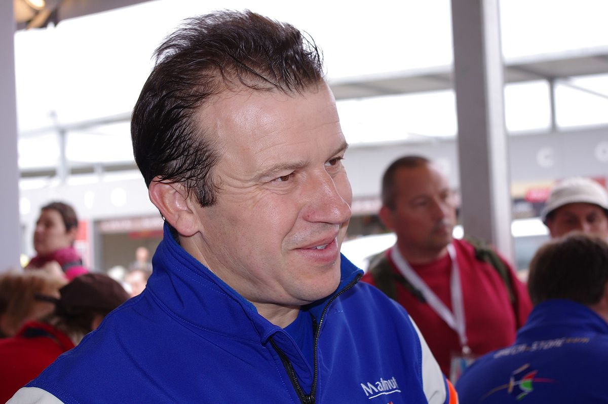 Px Olivier Panis Le Mans