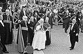 Olympische Spelen te Rome, Paus Johannes XXIII zegent de deelnemers aan de Spele, Bestanddeelnr 911-5392.jpg