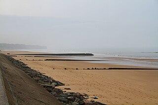 Saint-Laurent-sur-Mer Commune in Normandy, France