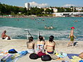 On the Beach - Split - Croatia 01.jpg
