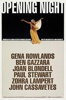 <i>Opening Night</i> (1977 film)