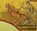 Orač, ralo i volovi, freska.jpg