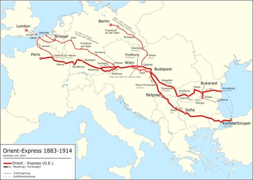 Orient-Express 1883-1914-3